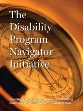 The Disability Program Navigator Initiative